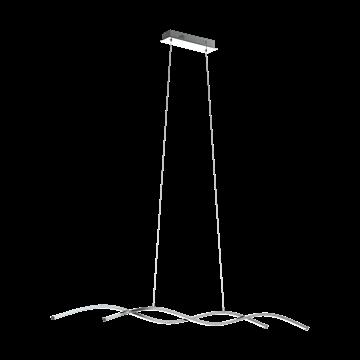 Εικόνα της LED-ΚΡΕΜΑΣΤΟ ΦΩΤΙΣΤΙΚΟ  L-1200 ΧΡΩΜΕ/ΛΕΥΚΟ LASANA 2
