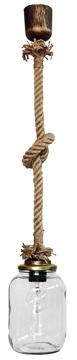 Εικόνα της Fun-07 1/Φ Rope Βαζο-Σχοινι Κρεμαστο