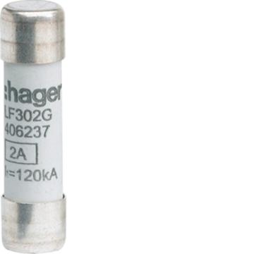 Εικόνα της Φυσίγγι 10,3X38 2Α Ταχείας Τήξεως Hager LF302G