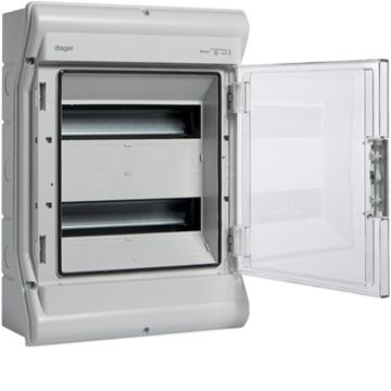 Εικόνα της Vector Πίνακας Ip65 2X12M Hager VE212N