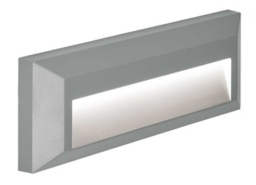 Εικόνα της Φωτιστικό Απλίκα LED built-in 3W L230 Leros Plus Viokef