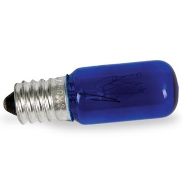 Εικόνα της Λαμπακι Νυκτος Μπλε 3W/Ε14 Vk/509/E14/Bl