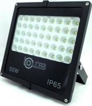Εικόνα της ΠΡΟΒΟΛ.LED 50W IP65 WARM.S.M.D<LUCAS>