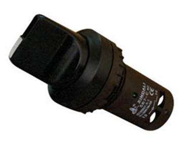 Εικόνα της Διακοπτης Φ22 1-0-2 2No 4 Επαφων Μαυρο Cd33 Xnd