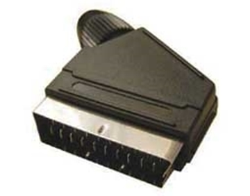 Εικόνα της Scart Connector 21P Αρσενικο Καλωδιο Sc2003 Lz