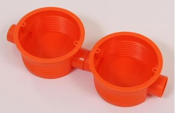 Εικόνα της Super Πορτοκαλί Κουτί Διακόπτου 08-21020-001