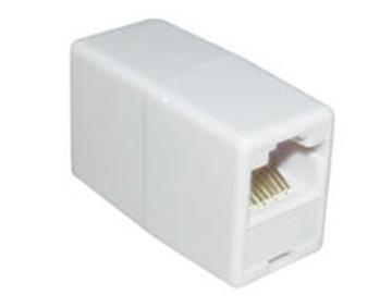 Εικόνα της Τηλεφωνικο Adaptor Θηλυκο/Θηλυκο 8P8C X1902-001 (N120-01) Owi