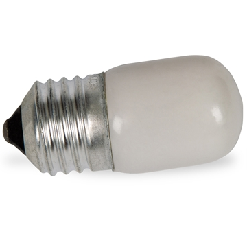 Εικόνα της Λαμπακι Νυκτος Λευκο 3W/Ε27 Vk/505/E27/W