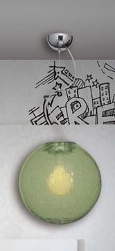 Εικόνα της 886 BALL CRAKELE  Φ30 GREEN Z1