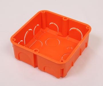 Εικόνα της Κουτιά Διακλαδώσεων Ultra 80Χ80 Πορτοκαλί 08-21003-080 Courbi