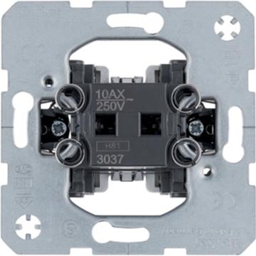 Εικόνα της Berker Διακόπτης A/R Μεσαίος 10Ax 250V~ Hager