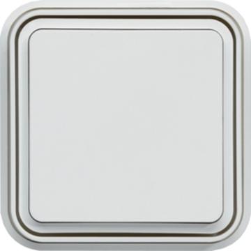 Εικόνα της Cubyko A/R Χωνευτός IP55 Λευκός Hager