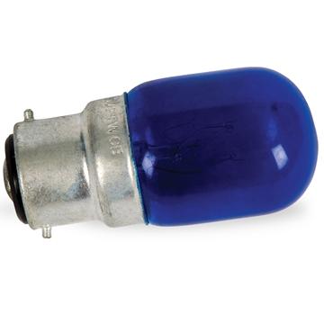 Εικόνα της Λαμπακι Νυκτος Μπλε 3W/B22 Vk/505/B22/Bl