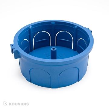 Εικόνα της Κουτι Διακ/Σεως Στρογγυλο Συναρμ/Νο Κουτι Μπλε Ral 5019