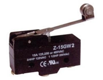 Εικόνα της Τερματικος Διακοπτης 15A 125/250Vac Z-15Gw2-B (1703) C