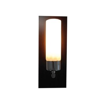 Εικόνα της HS-2072-01 BLOCK WENGE WOOD WALL LAMP
