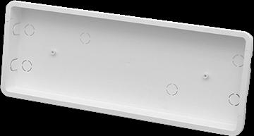 Εικόνα της A-3016  Χωνευτή Βάση για επιτοίχια τοποθέτηση σε ψευδοροφή της σ