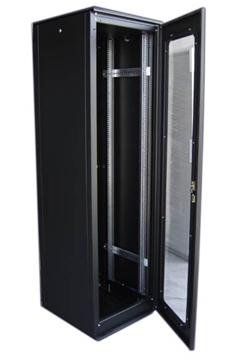 """Εικόνα της ΕΠΙΔΑΠΕΔΙΟ RACK 19"""" με 2 πόρτες (Πλ.600mm X Bαθ.600mm) 22U Ύψος"""