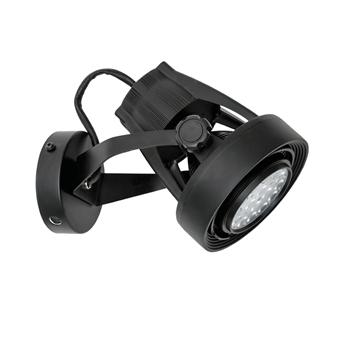 Εικόνα της Σποτ Οροφης Μαυρο 230V 40W/E27 Par30 Vk/03016/B VK Lighting 64174-003123