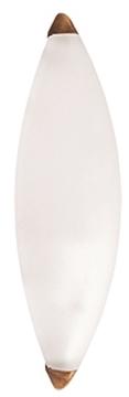 Εικόνα της Φωτιστικό Απλίκα Λευκό Οξυντέ 1X42W E14 Η-275 Drop Viokef