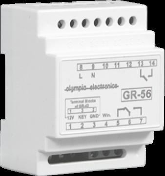 Εικόνα της Gr-45/Α Συσκευή Ελέγχου Κλιματισμού (1X16)
