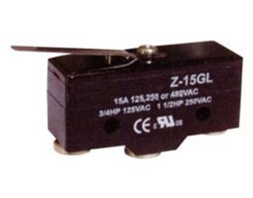 Εικόνα της Τερματικος Διακοπτης 15A 125/250Vac Z-15Gl-B (1301) C