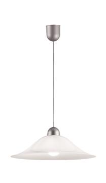 Εικόνα της Φωτιστικό Μονόφωτο Λευκό 1X42W E27  Vierinia Viokef