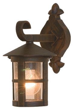 Εικόνα της Φωτιστικό Απλίκα Κήπου E27 60W IP54 Skiathos Viokef