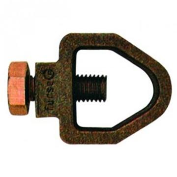 Εικόνα της Κoχλιοτός σφικτήρας σύσφιξης αγωγών ηλεκτροδ.κυκλ. διατ. φ14,2mm