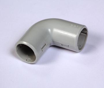 Εικόνα της Γωνίες Διαιρούμενες 90° Φ20mm Γκρι 36-20002-020 Courbi