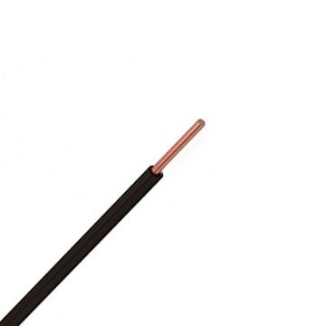 Εικόνα της Καλώδιο Κωδώνων 1Χ0.8 Μαύρο