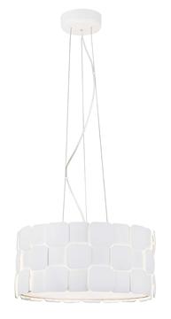 Εικόνα της Kρεμαστό Μονόφωτο Φωτιστικό E27 5x24W CFL/LED Lexi 4129000 Viokef
