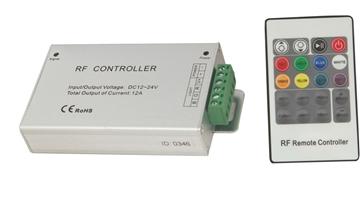 Εικόνα της Rgb Controller Rf 20 Κουμπια
