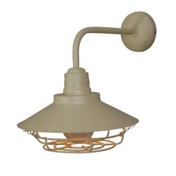 Εικόνα της HL-218SG-1W LUGO BEIGE WALL LAMP