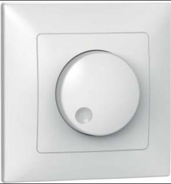 Εικόνα της Dimmer Multi Χωνευτό Dm-1000W Λευκό