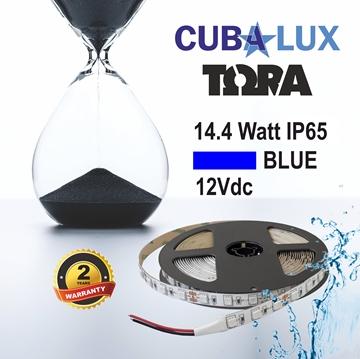 Εικόνα της Tainia 14,4W Ip65 12V Blue 5M Tora