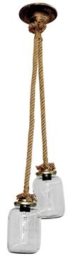 Εικόνα της Fun-07Ts 2/Φ Rope Βαζο-Σχοινι Κρεμαστο
