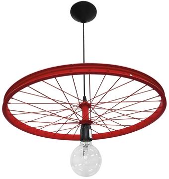 Εικόνα της Fun-16 1/F Red Bicycle Κρεμαστο