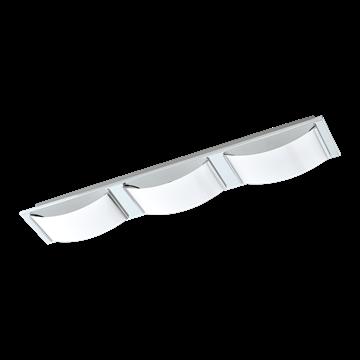 Εικόνα της LED-ΦΩΤΙΣΤΙΚΟ ΤΟΙΧΟΥ/ΦΩΤΙΣΤΙΚΟ ΟΡΟΦΗΣ/3 ΧΡΩΜΕ/ΛΕΥΚΟ WASAO 1