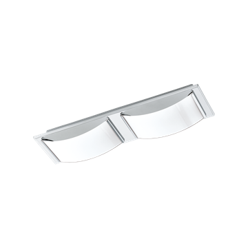 Εικόνα της LED-ΦΩΤΙΣΤΙΚΟ ΤΟΙΧΟΥ/ΦΩΤΙΣΤΙΚΟ ΟΡΟΦΗΣ/2 ΧΡΩΜΕ/ΛΕΥΚΟ WASAO 1