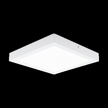 Εικόνα της PANEL LED-ΚΑΤΩ ΦΩΣ 300X300 ΛΕΥΚΟ 4000K FUEVA 1 EGLO