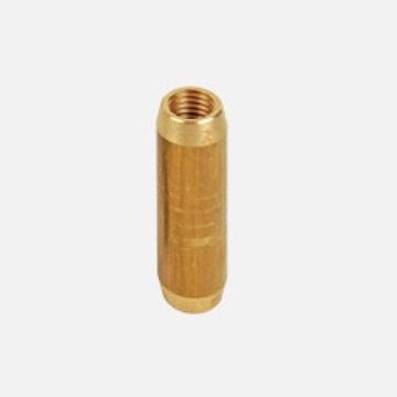 Εικόνα της Σύνδεσμος επιμήκυνσης ηλεκτροδίων κυκλικής διατομής 5/8 ' Brass