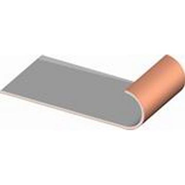 Εικόνα της Διμεταλλικό έλασμα μήκους 500x50 και πάχους 5mm Cu/Al