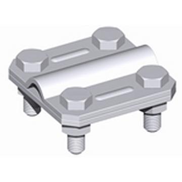 Εικόνα της Διασταυρωτήρας Φ16/Φ 8 Inox 3 πλακών V2A (60χ60χ3)mm 3 πλακων