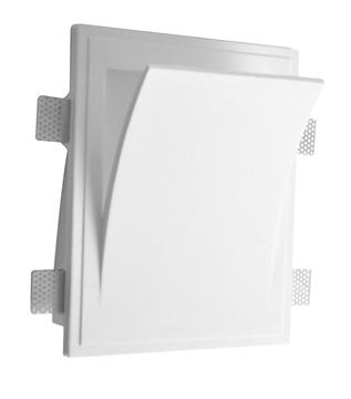 Εικόνα της Wall Lamp  GYPSUM E14 40W L W H