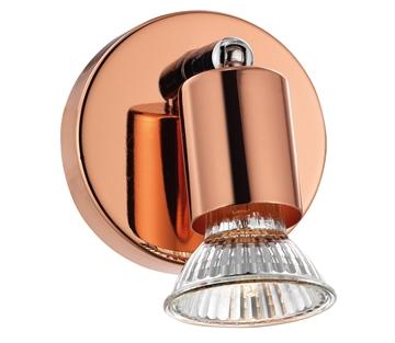 Εικόνα της Cooper Metal GU10 1x50 Watt 230 Volt IP20 Bulb Excluded D 8 W 6.7 H cm
