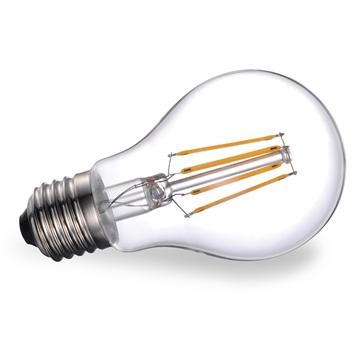 Εικόνα της Λαμπα Led Fil.Dim Κοινη Cl E27 8,5W 2700K Vk/05124/D/E/Cl/W