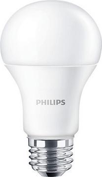 Εικόνα της ΛΑΜΠΑ LED PHILIPS 10W E27  A60 6500K