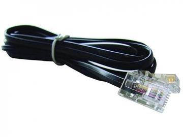Εικόνα της ΡP-C Καλώδιο Συσκευής Τηλεφώνου Πρίζας 4,5Μ Μαύρο
