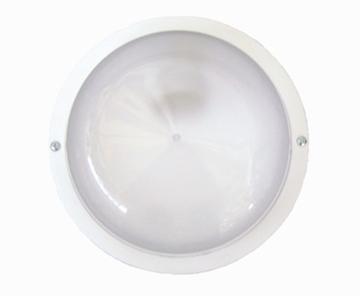 Εικόνα της Φωτιστικό Χελώνα E27 40W Πλαστική Λευκή